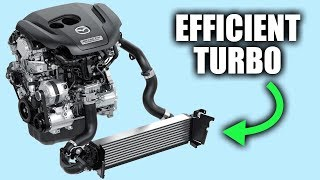Mazda's Secret To Efficient Turbo Engines