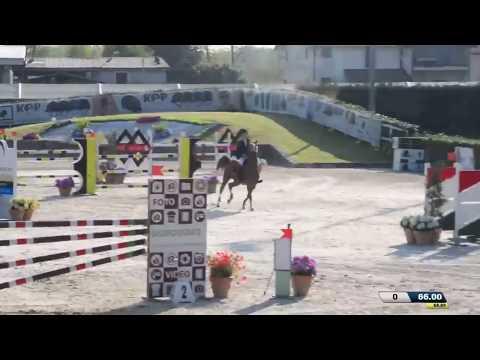 Gilles Nuytens & Kamirez van Orchid's CSIOP Grand Prix Gorla Minore 1st rnd