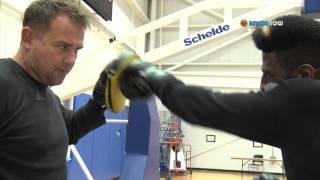 All-Access: Shump's Boxing Skills