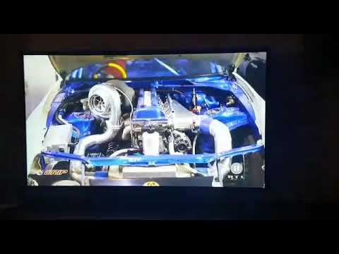 Supra MKIV mit LandCruiser Motor