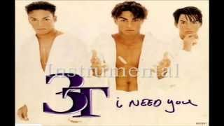 3T - I Need You (Instrumental)