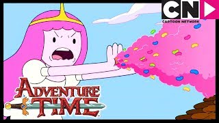 Adventure Time | Jelly Beans Have Power | Cartoon Network