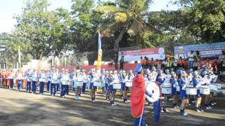 MARCHING BAND SMAK FRATERAN NDAO-ENDE 2013