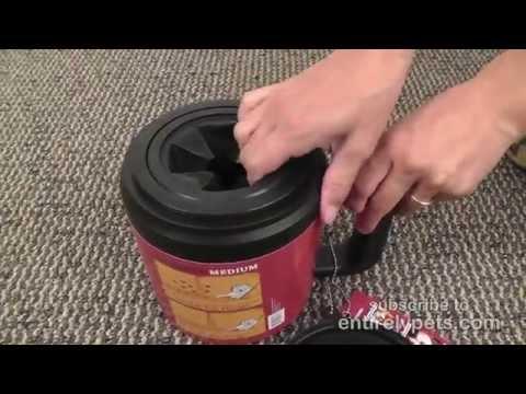 Paw Plunger - Medium (Black) Video