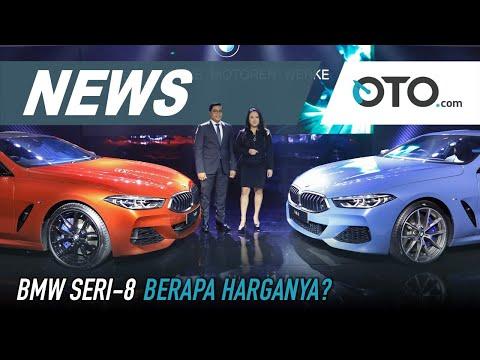 BMW Seri-8 Resmi Dijual | News | OTO.com