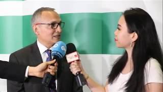 China TV   Cobertura Lanzamiento Cementos Progreso en Panamá