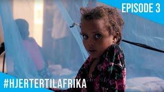Statistikkerne  bliver virkelige - Jeg er tom for ord! | Hjerter Til Afrika | Eps 3