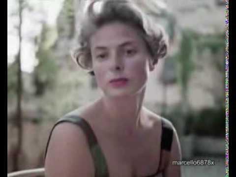 Ingrid Bergman's 100 most beautiful pictures ever