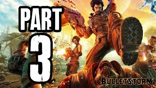 ► Bulletstorm | #3 | Párko-Fest! | CZ Lets Play / Gameplay [1080p] [PC]