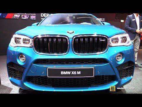 Bmw  X6 F86 Паркетник класса J - рекламное видео 5