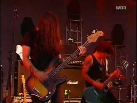 09. Monster Magnet - Negasonic Teenage Warhead (Bizarre Festival 1998)