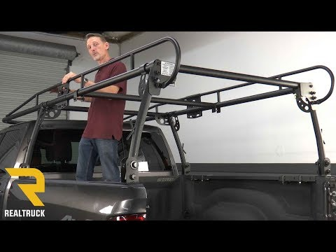 How to Install Buyers Truck Rack