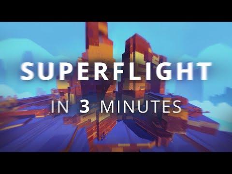 Superflight Launch Trailer - Wingsuit Highscore Game thumbnail