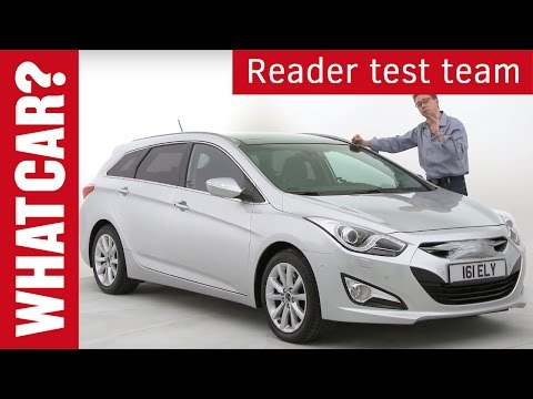 Hyundai i40 reviewed by readers - What Car?