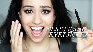 Best Liquid Eyeliner? | Makeup