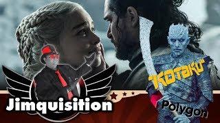 Game Journalism Of Thrones (The Jimquisition)