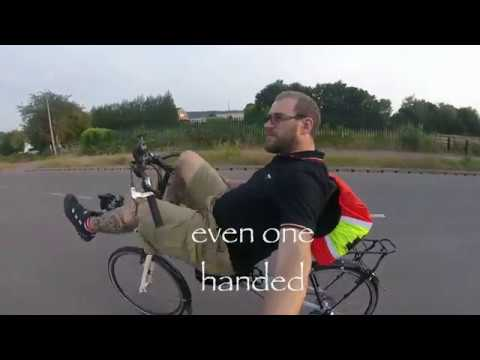 Bacchetta Giro 26 high racer recumbent bike