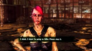 Fallout 3: Why maxing speech is always fun (Funny Conversation)
