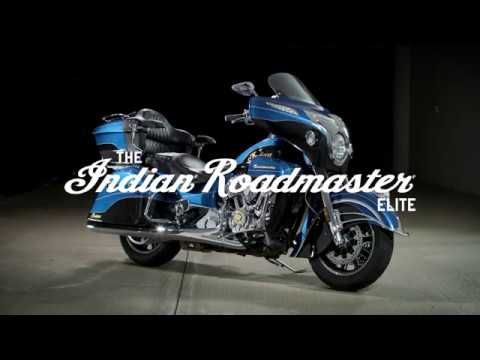2018 Indian Roadmaster® Elite in Ferndale, Washington - Video 1