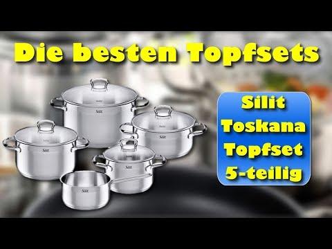 Silit Toskana Topfset 5 teilig mit Glasdeckel - Lohnt sich der Kauf ?