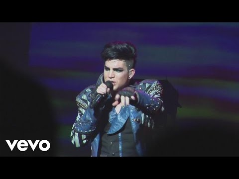 Music Again Lyrics – Adam Lambert