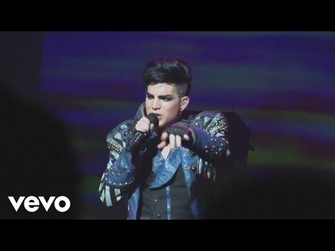 Music Again Lyrics – Adam Lambert