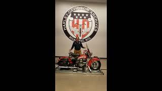 Off the Shelf: 1956 FL | Harley-Davidson