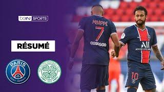 Résumé : Le PSG Monte En Puissance Contre Le Celtic Glasgow !
