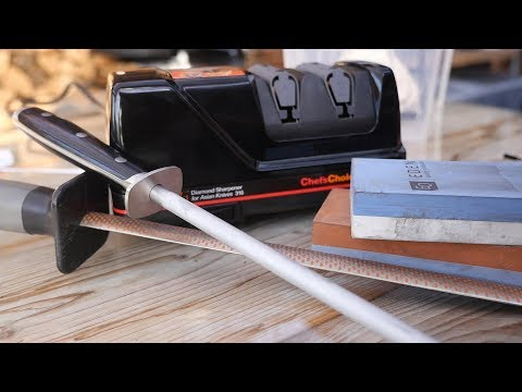 Knife sharpener – Which is best !! ??