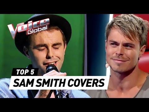 The Voice | BEST 'SAM SMITH' Blind Auditions (видео)