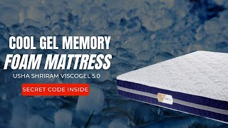 Online Memory Foam Mattress-Usha Shriram