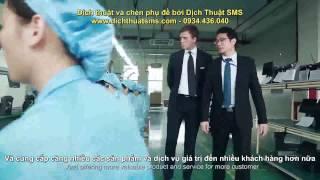 Dịch & chèn phụ đề phim tự giới thiệu công ty Zonerich