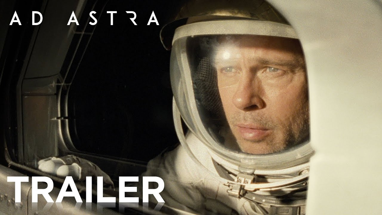 Ad Astra Official Trailer 2