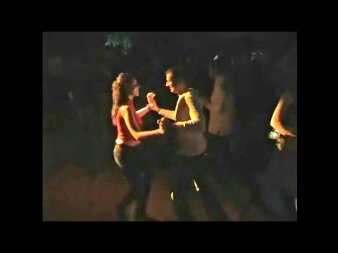 Gloria Bucciarelli & Andrea Conti - bailando al Tu Candela (PG) - 21 aprile 2007