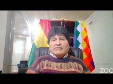 Evo Morales: The Coup Was About Lithium (TMBS 145)