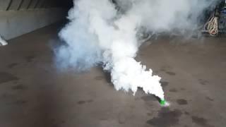 Дымовая шашка генератор, Инсектицид пиримифос-метил 22,5% для обработки зернохранилищ от вредителей. Пр-во Англия от компании ТД «АВС СТАНДАРТ УКРАЇНА» - видео 2