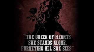 SAXON - Queen Of Hearts (Official Lyric Video)