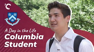 youtube video thumbnail - A Day in the Life: Columbia Political Science Student
