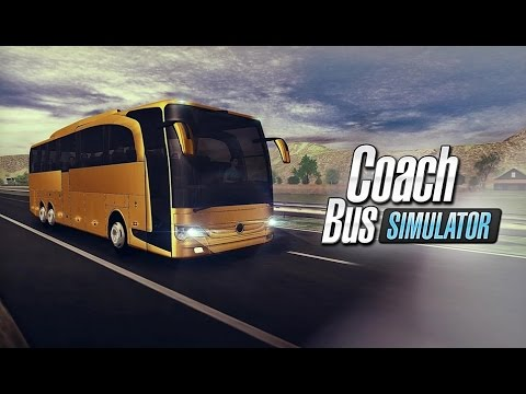 Coach Bus Simulator - Android Gameplay HD