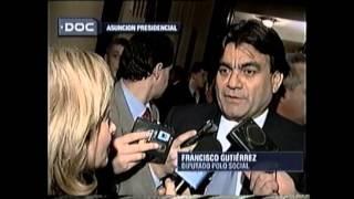Asuncion Nestor Kirchner 25 De Mayo De 2003
