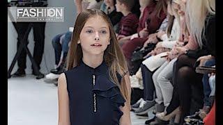 NAVY KIDS Belarus Fashion Week Spring Summer 2018 - Fashion Channel