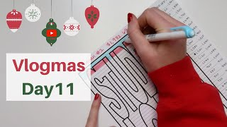 Student Loan Debt & Blog Planner January Setup | VLOGMAS Day 11