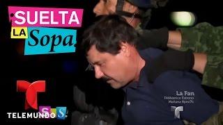 ¿El Chapo Guzmán padece acoso sexual en la prisión? | Suelta La Sopa |  Entretenimiento