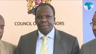Governors want restructured government featuring PM post
