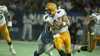 "Green Bay at Detroit ""Favre To Sharpe"" (1993 NFC Wild Card) Green Bay's Greatest Games"