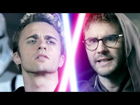 Image video Dark Squeezie VS Maître Cyprien