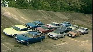 Executive Class Cars | Vintage Car Reviews | Retro Cars | Drive In | 1977