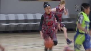 Aaliyah Chavez - Most Dominant 4th Grade Girl Baller in Nation?