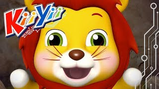 Going On A Lion Hunt | Nursery Rhymes | By KiiYii!