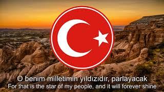 National Anthem of Turkey - İstiklâl Marşı (Independence March)